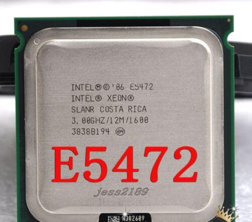 Intel Xeon E5472 3.0 GHz//12MB//1600MHz SLANR LGA771 CPU Processor