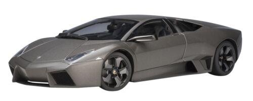 1/18 Autoart Lamborghini Reventon Gris mat - Rare