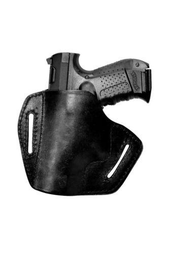 UX Holster Leder für Reck Miami 92 F schwarz Pistolenholster VlaMiTex NEU