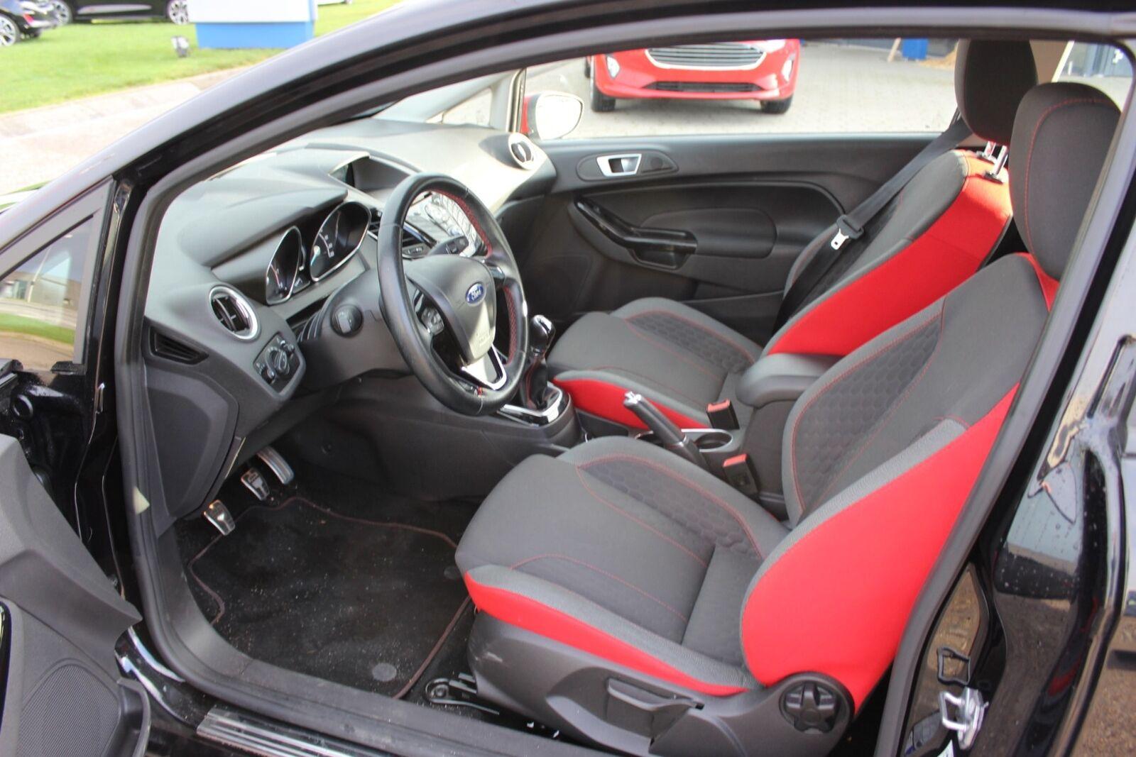 Ford Fiesta 1,0 SCTi 140 Black Edition - billede 8