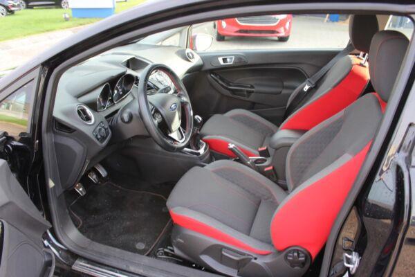 Ford Fiesta 1,0 SCTi 140 Black Edition billede 8