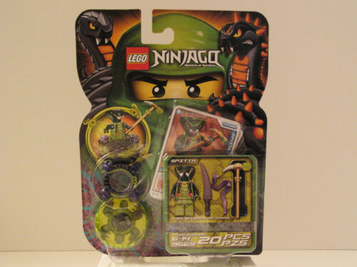 LEGO Ninjago Spinner Spitta 9569 New and Factory Sealed