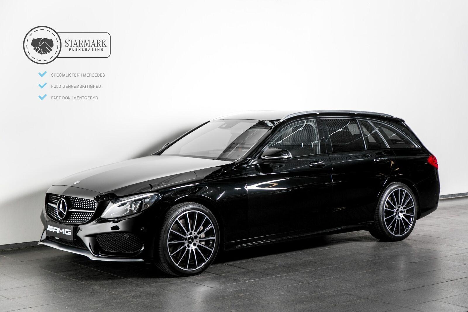 Mercedes-Benz C450 3,0 AMG stc. aut. 4-M