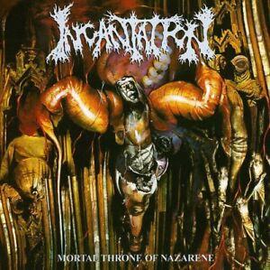 Incantation-Mortal-Throne-of-Nazarene-New-CD-Argentina-Import