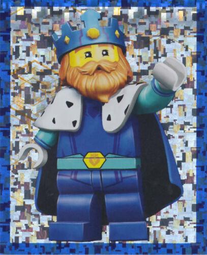 Blue Ocean Sticker LEGO Nexo Knights collages Argent Sticker sélection unique