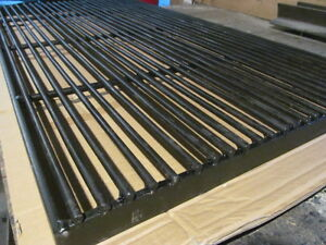Carbon-Steel-BBQ-Grill-for-Charcoal-Coke-etc-Any-Size-Made-To-Order