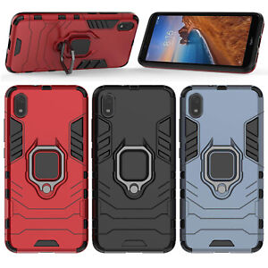 For-Xiaomi-Redmi-7A-7-6A-Shockproof-Magnetic-Ring-Holder-Armor-Case-Cover