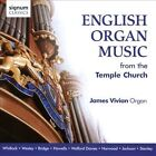 English Organ Music from the Temple Church (CD, Dec-2010, Signum Classics)