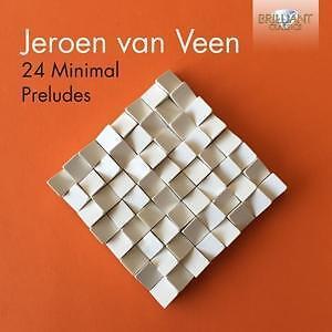 1 von 1 - Veen,Jeroen van - 24 Minimal Preludes /3