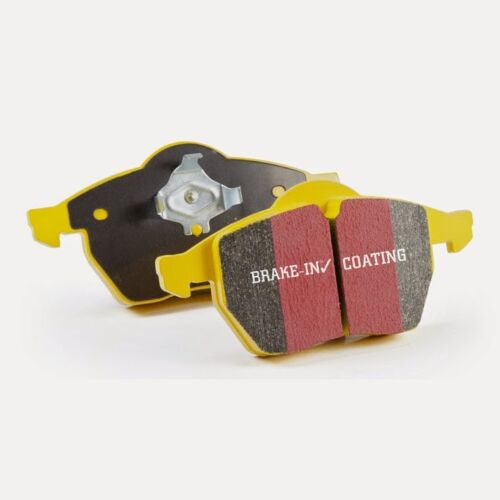 EBC Yellowstuff Sportbremsbeläge Vorderachse DP4914R für BMW Z3