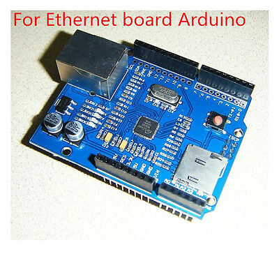 Ethernet W5200 Ethernet expansion board for compatible Arduino for Smart Home