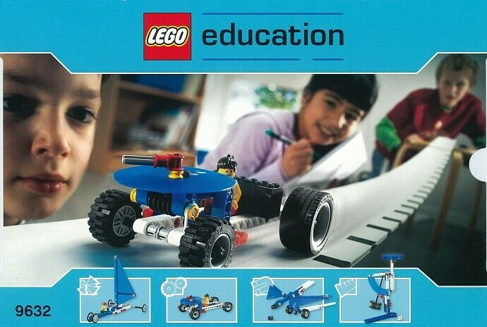Lego education 9632 Science and Technology Ages 8 and up