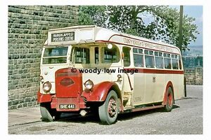 pt8001-Barnsley-Handicapped-Services-Bus-Yorkshire-photograph-6x4
