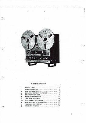 330 Englisch Copy Dauerhafte Modellierung Tv, Video & Audio Akai Service Manual Für X
