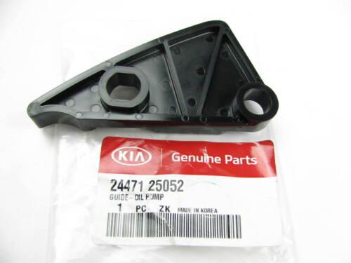 2447125052 Oil Pump Chain Guide OEM For Kia Hyundai