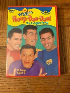 The Wiggles Dvd Ebay