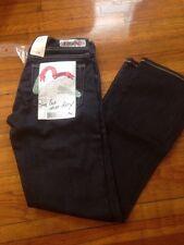 Wmns Puma Evisu Reg Fit Jeans 26x30 Msrp $170