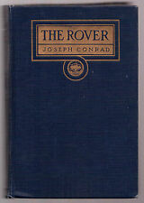 Joseph Conrad - The Rover - 1st US Edition 1923 - Nice Clean Copy