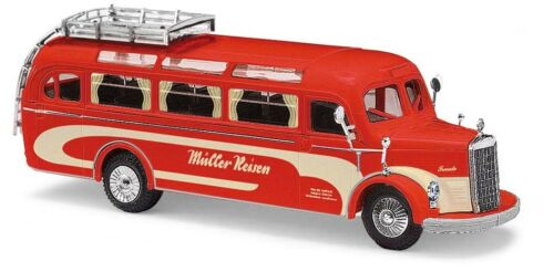 Müller Viaggi-Nuovo Busch 41008-1//87 MERCEDES-BENZ o-3500