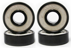 ABEC-7-Scooter-Ball-Bearings-1-Set-of-4-FOR-KICK-SCOOTER-OR-SKATE-WHEELS-608RS