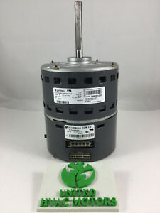 Details about GE Genteq ECM 2 3 1/2 HP Blower Motor 5SME39HL0252