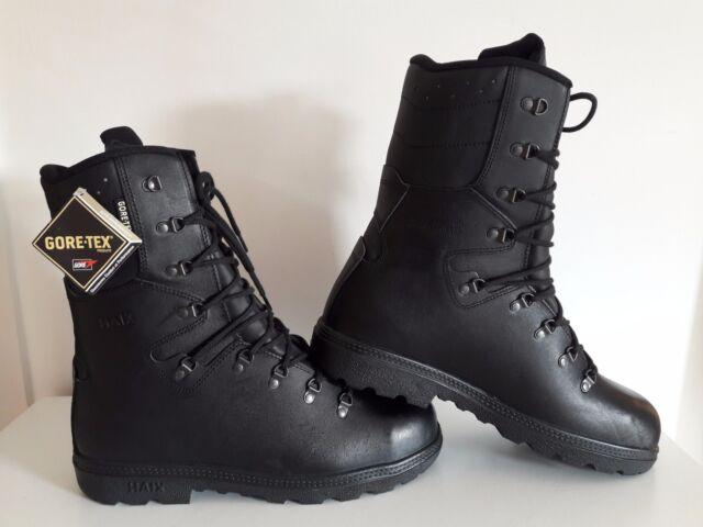 c3d2381b4b8 RRP 220£ HAIX TIBET GORE-TEX COLD WET WEATHER BOOTS FOREST SAFETY UK 11 EU  46