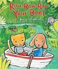 Row, Row, Row Your Boat by Jane Cabrera (Hardback, 2014)