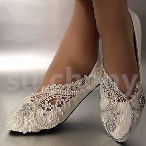 Ebay Bridal Shoes Size