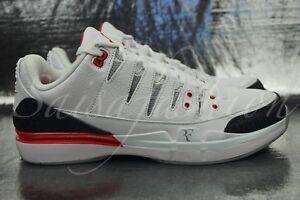 2277b013d7c1 Nike Zoom Vapor RF X AJ3 Roger Federer Air Jordan Fire Red 709998 ...