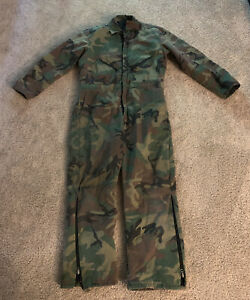 Camouflage-Coveralls-Lined-Hunting-Men-s-See-Description-For-Size