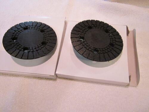"Lot of 2 Ingersoll Rand 49096-1 Snap On BFS50  Vinyl 5/"" Adhesive Sanding Pads"
