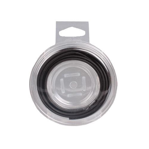 Schrumpfschlauch 3,2mm 2m-NERO-schrumpfrate