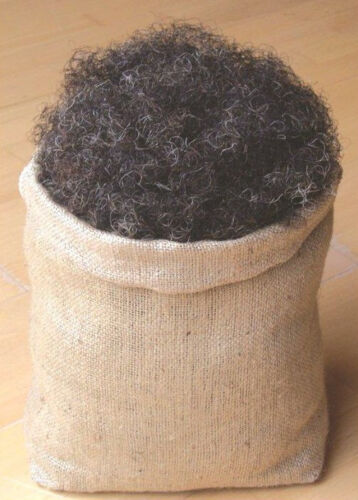 2 pounds Curled Horsehair Horse Hair fill padding upholstery filling doll fill