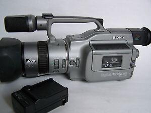 Sony-Handycam-DCR-VX1000-Good-Condition-Japanese