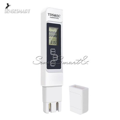 Lab//PH Test paper Digital PH Meter/&TDS LCD Tester for Aquarium Pool Hydroponic