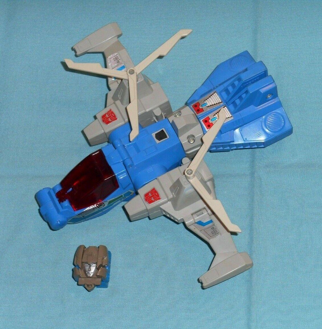 Original G1 Transformers headmaster HIGHBROW corpo WITH HEADMASTER GORT only