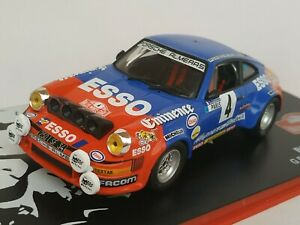1-43-PORSCHE-911-911SC-FREQUELIN-1982-IXO-RALLY-CAR-COCHE-ESCALA-DIECAST-SCALE