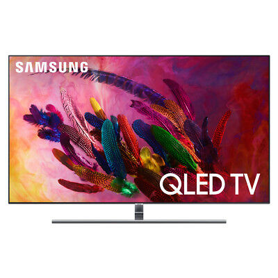 "Samsung QN65Q7FN 65"" 4K HDR QLED Smart TV w/ Bixby Intelligent Voice Assistant"