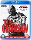 Texas Chainsaw 5060223769615 Blu-ray Region B
