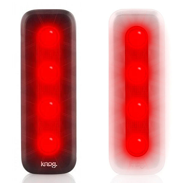Knog Blinder  4V Pulse Rechargeable Rear LED Light. Bike MTB Fixie BMX Bicycle  deals sale