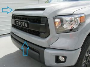 Image Is Loading 2017 Genuine Toyota Tundra Trd Pro Grill