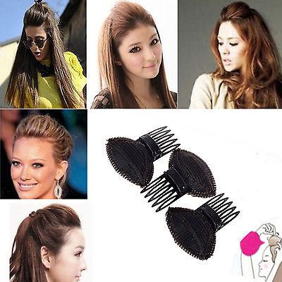 Best Fashion Women Hair Styling Clip Stick Bun Maker Braid Tool Hair Accessories