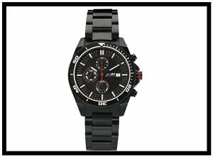 original bmw m chronograph uhr herren armbanduhr. Black Bedroom Furniture Sets. Home Design Ideas