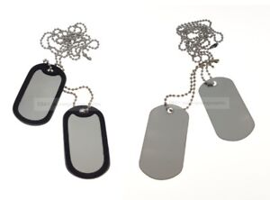 2-x-Military-Dog-Tags-with-2-x-Chain-Army-ID-Tag-Necklace-Soldier-Fancy-Dress