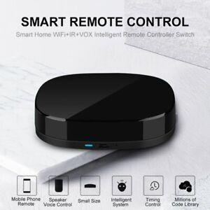 Smart Home WiFi+IR+VOX Intelligent 3 in1 Remote Controller