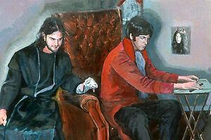 JESUS-ART-034-Jesus-Tried-to-Cheer-up-Paul-McCartney-Using-a-Lambchop-Puppet-034