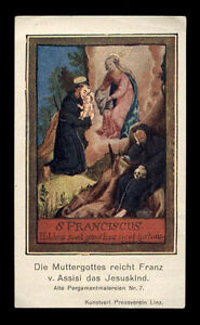 "santino-holy card""S.FRANCESCO D'ASSISI - Italia - santino-holy card""S.FRANCESCO D'ASSISI - Italia"