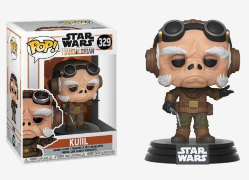 Kuiil #329 Pop Mandalorian Star Wars