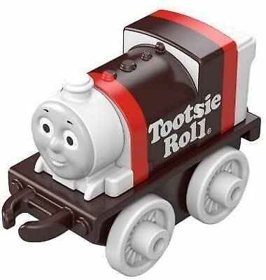 Thomas /& Friends Minis-Tootsie Roll Percy Mini-Bolsa Ciega de 2016//3 #65