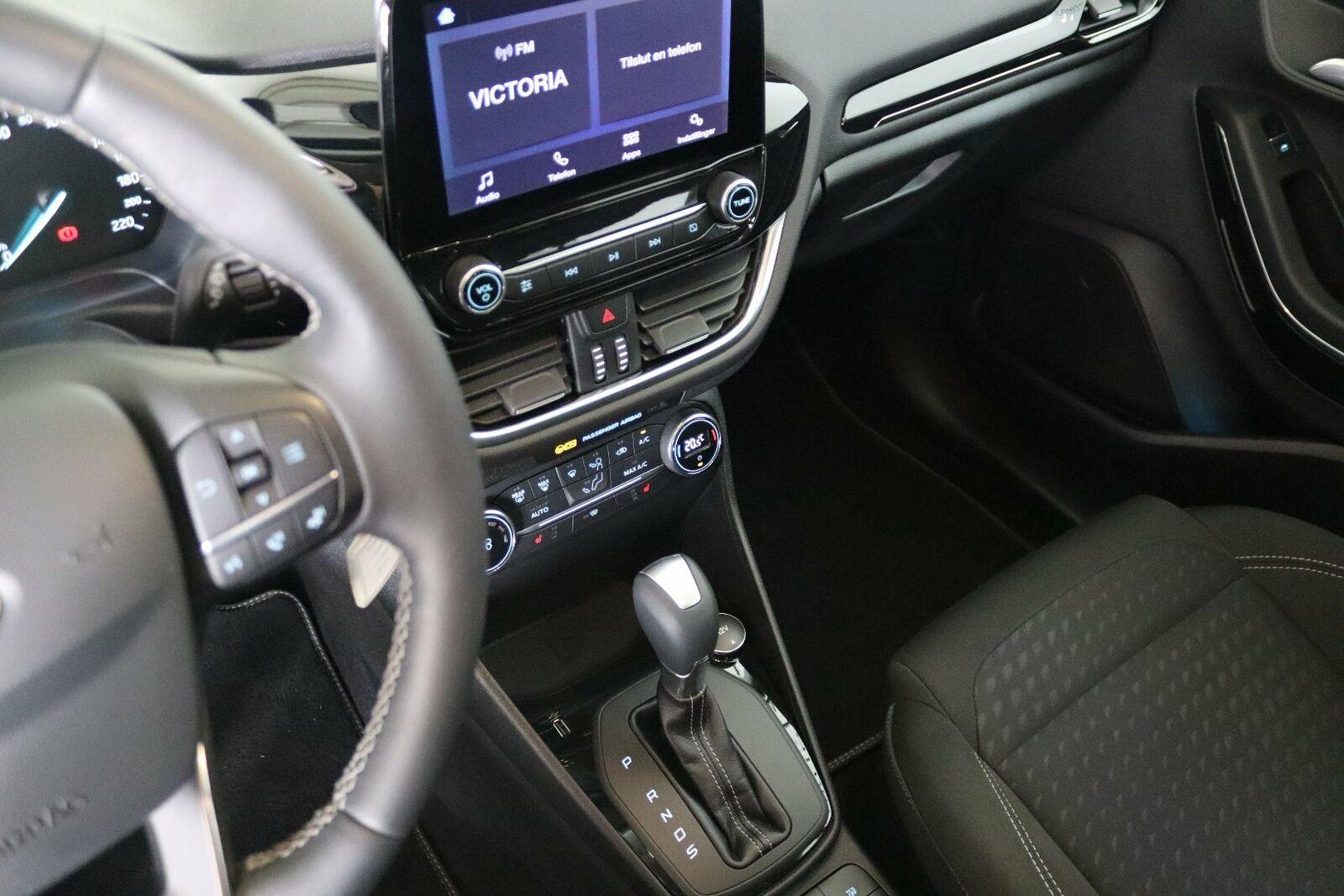 Ford Fiesta 1,0 EcoBoost Titanium aut. - billede 10